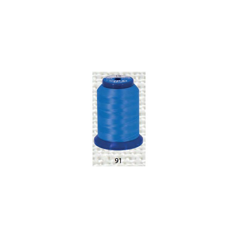 Bleu n 91 fil mousse surjeteuse fujix coudre paris for Machine a coudre 91