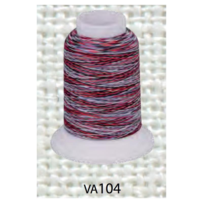 rouge bleu blanc noir va104 fil mousse surjeteuse multi couleur coudre paris vente machine. Black Bedroom Furniture Sets. Home Design Ideas