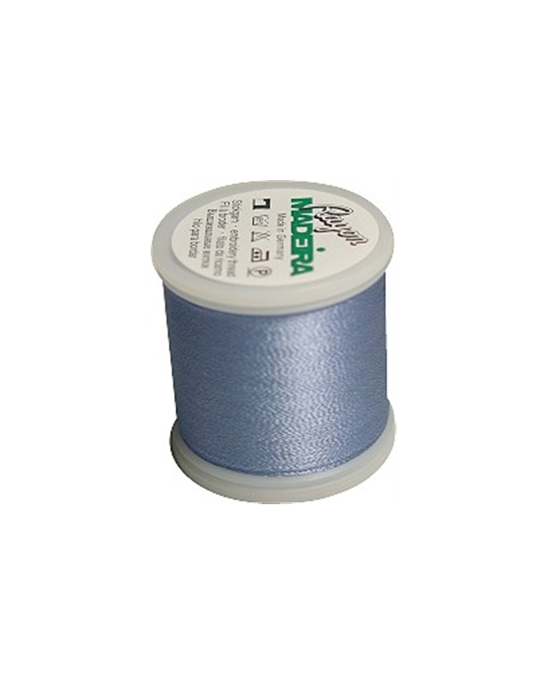 N°1075 Baby blue - Fil Madeira Rayon 200m