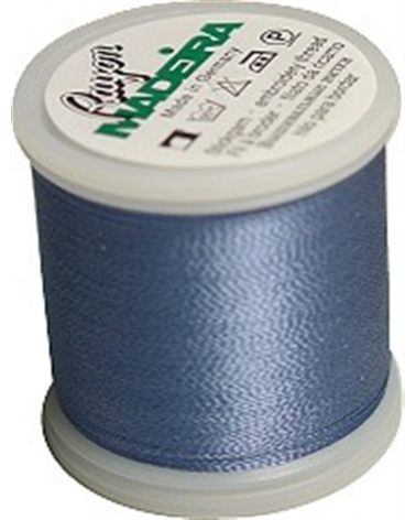 N°1028 Country kitchen blue - Fil Madeira Rayon 200m