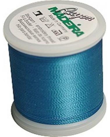 N°1096 Cobalt - Fil Madeira Rayon 200m