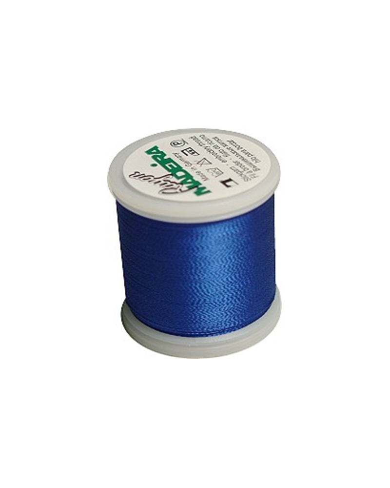 N°1134 Royal blue - Fil Madeira Rayon 200m