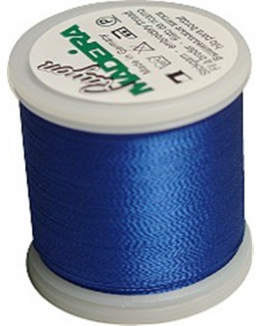 N°1134 Royal blue - Fil Madeira Rayon 200m