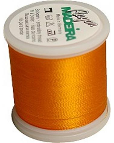 N°1278 Orange peel - Fil Madeira Rayon 200m