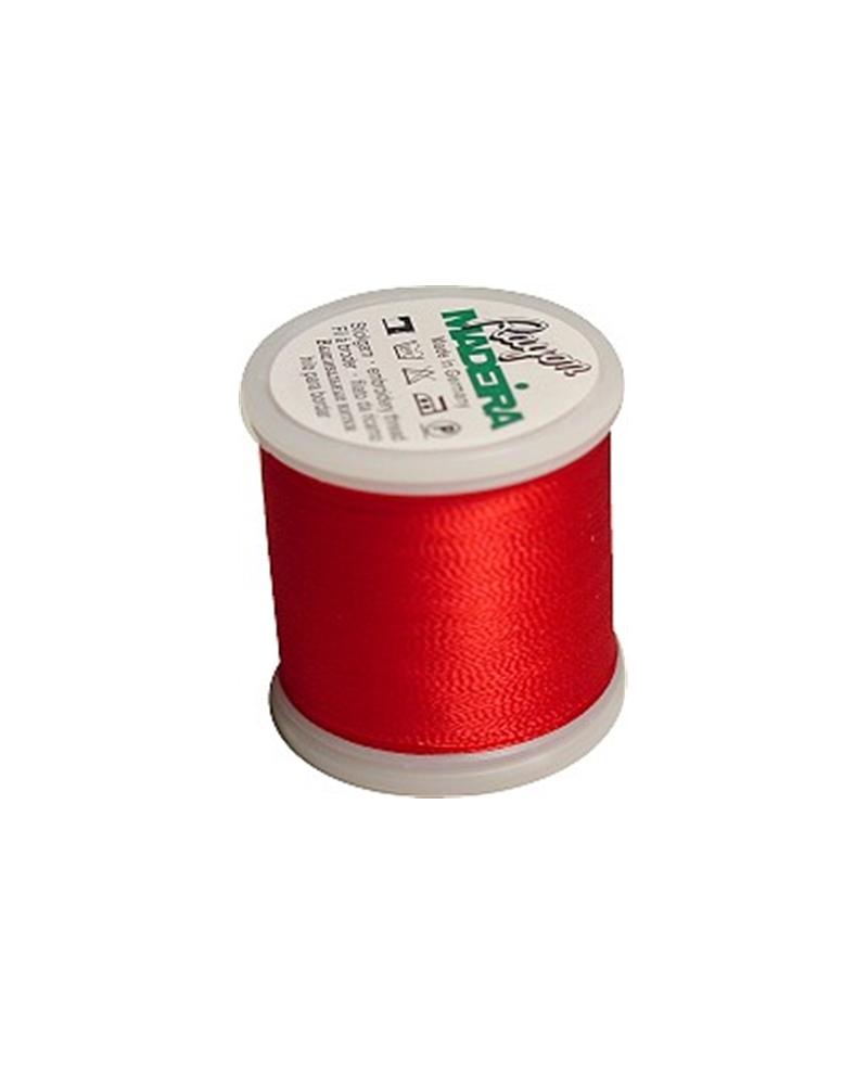N°1184 Scarlet rose - Fil Madeira Rayon 200m