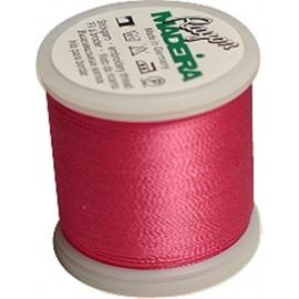 N°1117 Flamingo Pink - Fil Madeira Rayon 200m