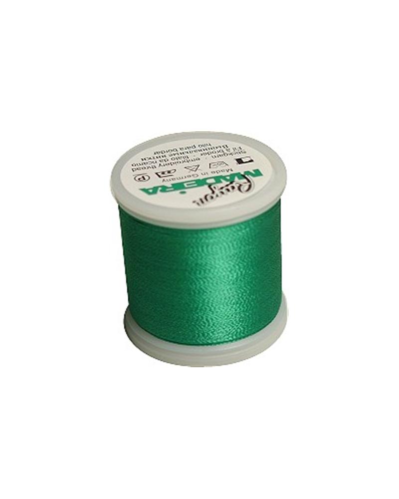 N°1247 Bottle Green - Fil Madeira Rayon 200m
