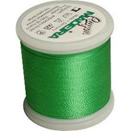 N°1101 Light emerald green - Fil Madeira Rayon 200m