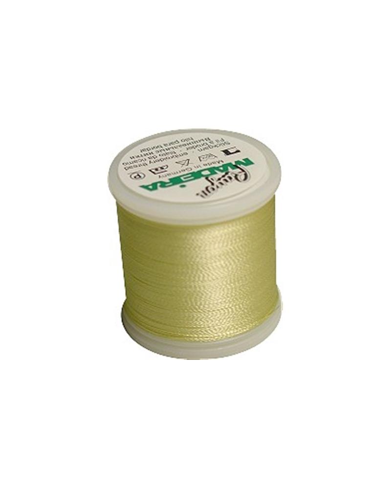 N°1067 Lemon chiffon - Fil Madeira Rayon 200m