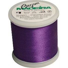 N°1112 Majestic purple - Fil Madeira Rayon 200m