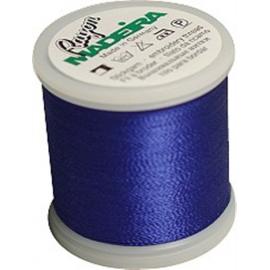 N°1166 Hanukkah blue - Fil Madeira Rayon 200m