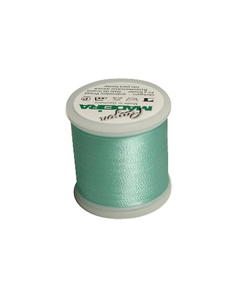 N°1045 Light mint - Fil Madeira Rayon 200m
