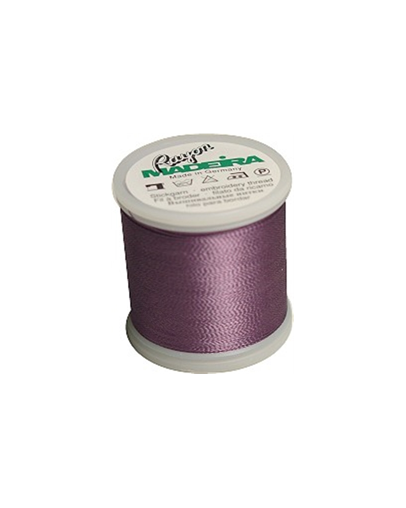 N°1387 Berry frost - Fil Madeira Rayon 200m