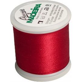 N°1381 Ripe raspberry - Fil Madeira Rayon 200m