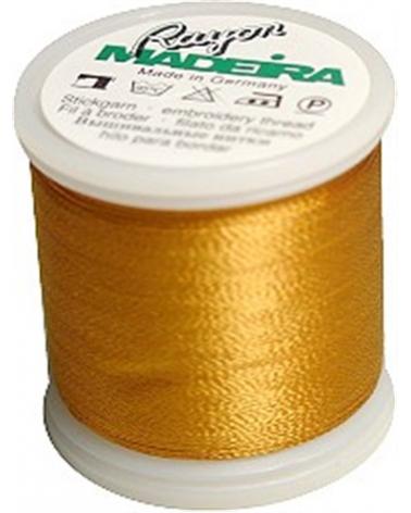 N°1173 Autumn gold - Fil Madeira Rayon 200m