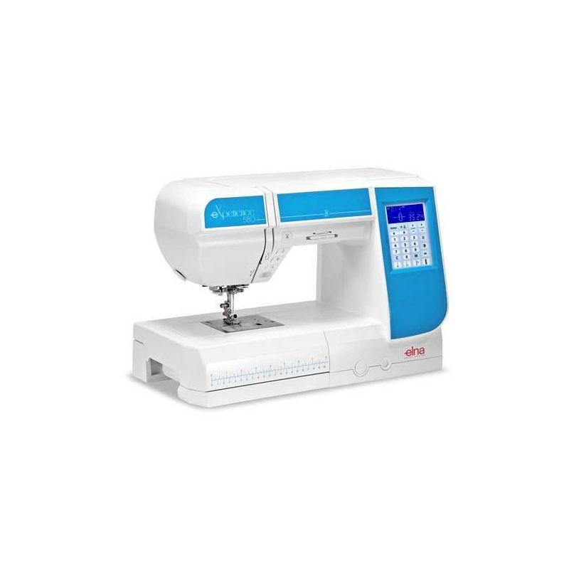 Machine coudre elna exp rience 580 garantie 5 ans for Machine a coudre 7 ans