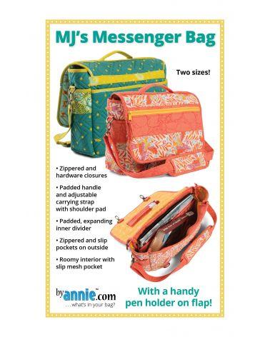 MJ's Messenger Bag (2 tailles)