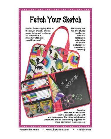 Fetch Your Sketch