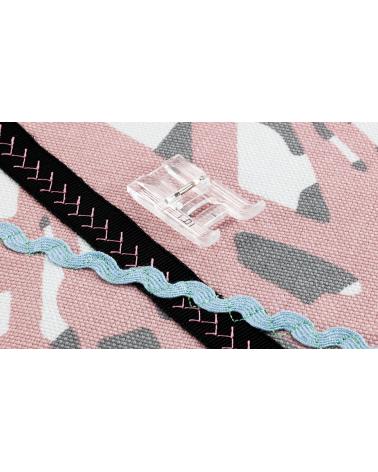 F023N - Semelle transparent 5/7 mm