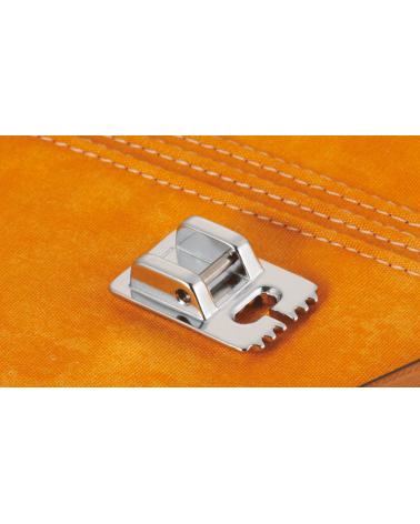F037N - Pied plis cousus 5 nervures 5 mm
