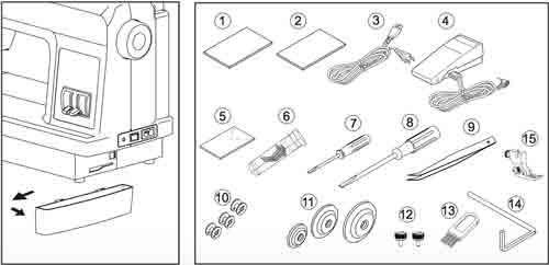 accessoires machine à coudre babylock sashiko coudre paris