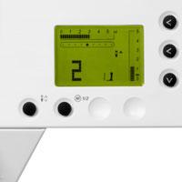 écran lcd machine à coudre bernina 215