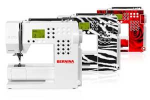 personnalisation machine à coudre Bernina 215 coudre Paris