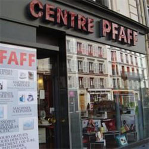 magasin pfaff paris