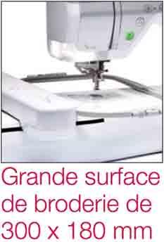 surface brodeuse machine à coudre et broder brother Innov'is v5