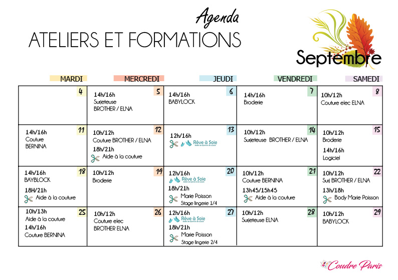 FORMATION_COUDRE_PARIS_Septembre_2018