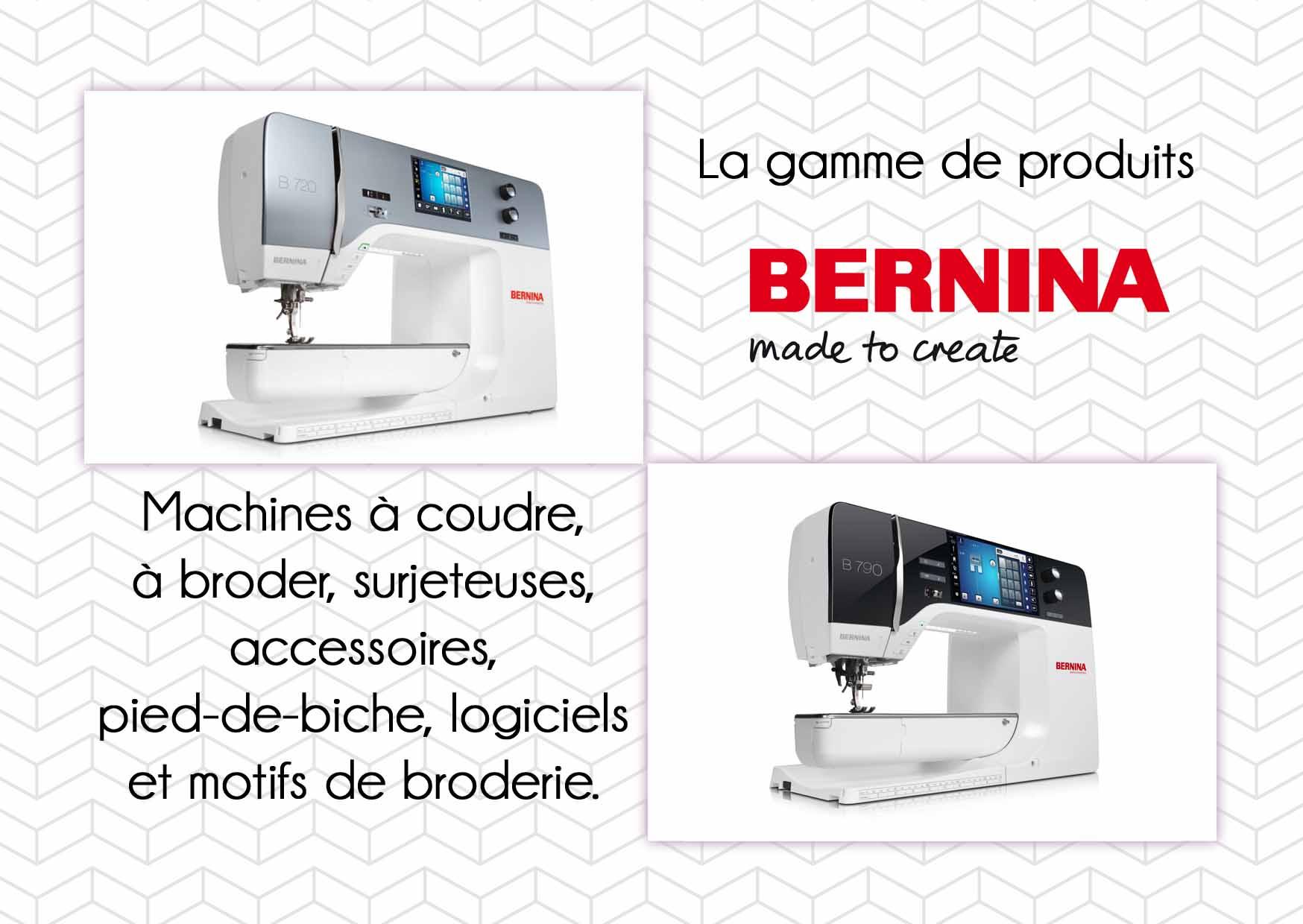 Machine à coudre Bernina